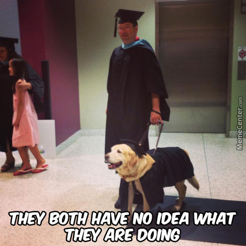 And They Graduated