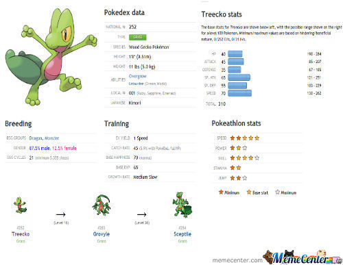 And This Is Why I Picked Treecko And Not Torchic