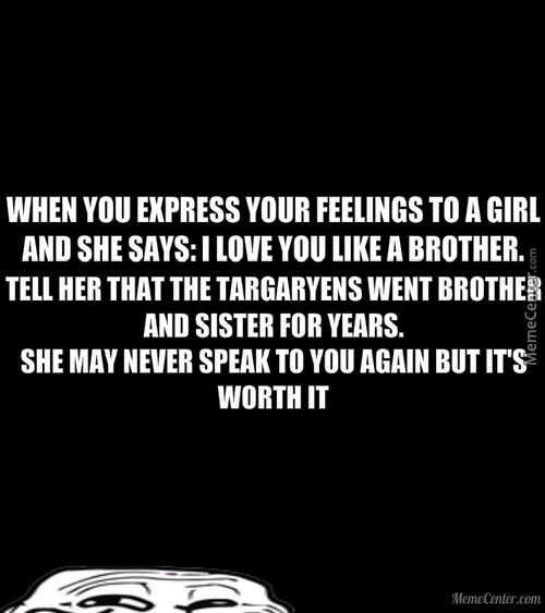 And What Do We Say To Friendzone??