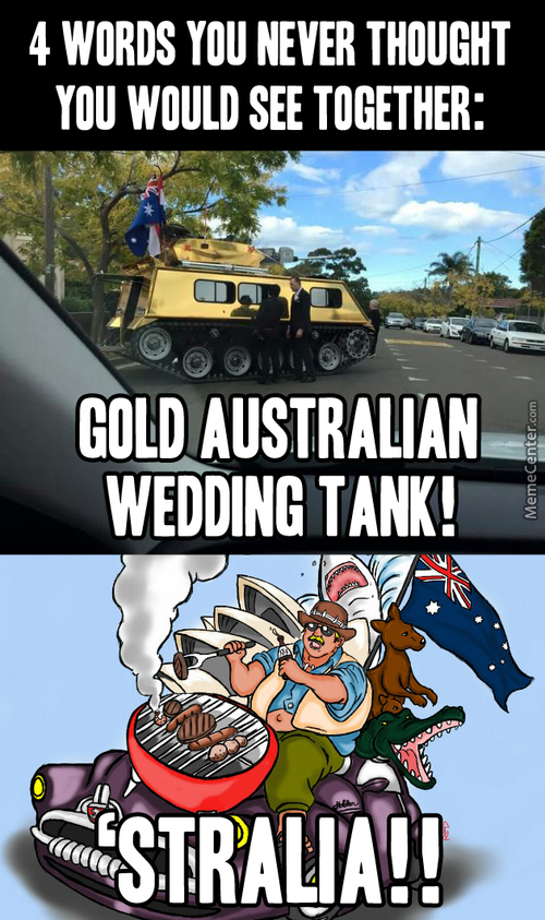 And You Thought Only Americans Get The Luxury Of Tanks In Special Events