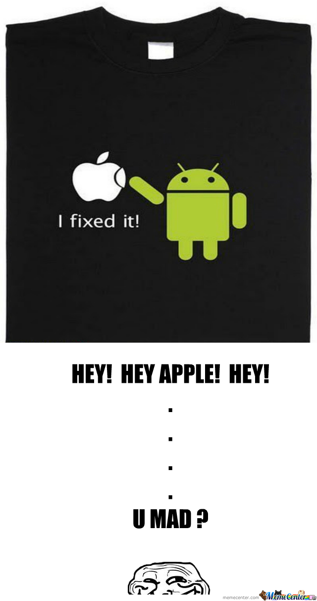 Android Can Fix It