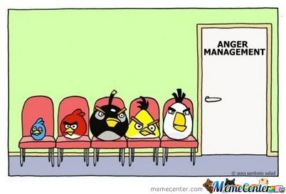 Angry Birds Management