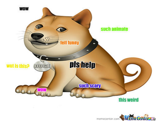 Animated Doge