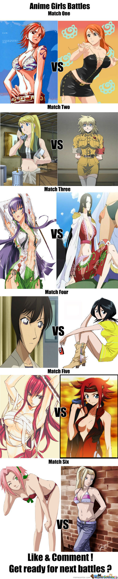 Anime Girls Battles