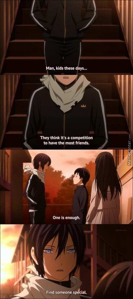Anime Has A Lot Of Inspirational Quotes