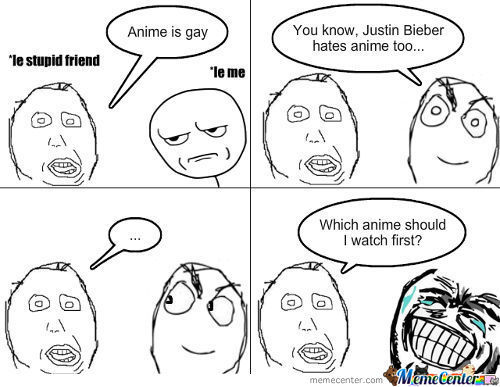 Anime Is Not Gay!