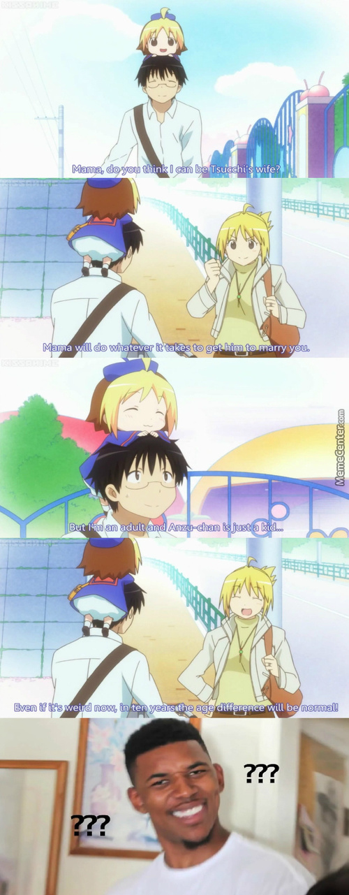 Anime Logic Is Often Not Logic At All (Anime: Hanamaru Kindergarten)