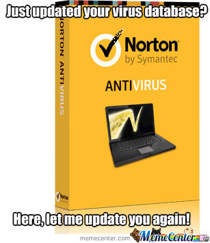 Annoying Antivirus Popups