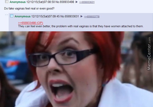 Anon From 4Chan Delivers The Burn