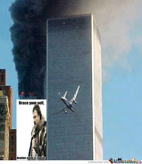 Another Bad 9/11 Joke