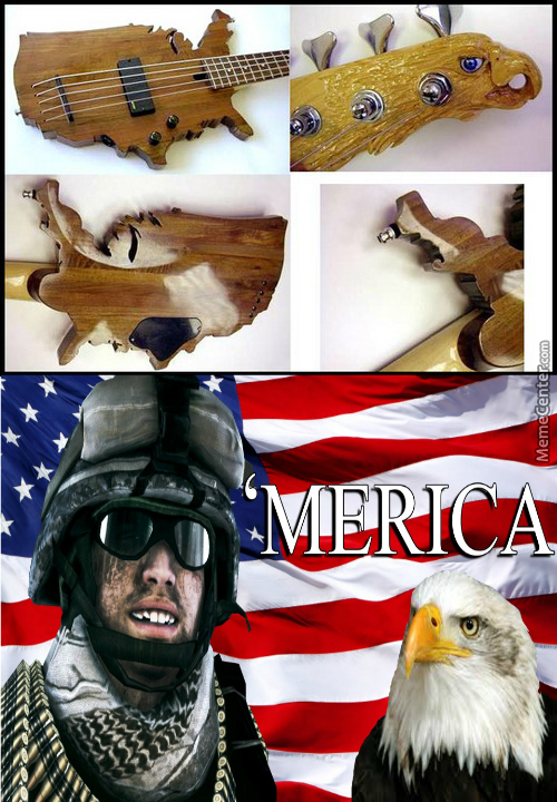 Another Murican Instrument