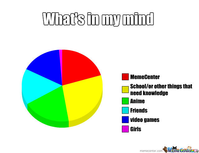 Another Pie Chart By Ragingpotato Meme Center