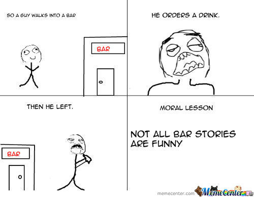 Another Rage Comic Yaaay
