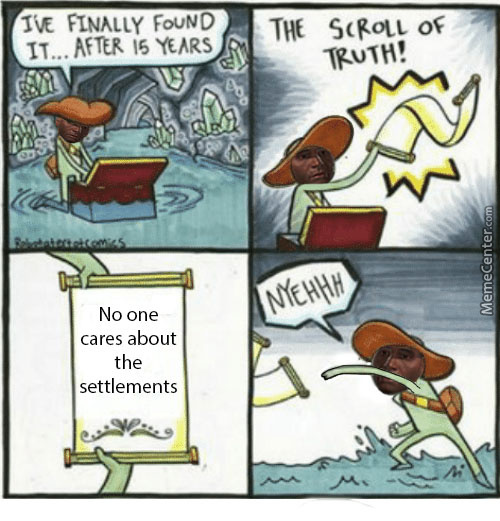 Another Settlement Needs Your Help