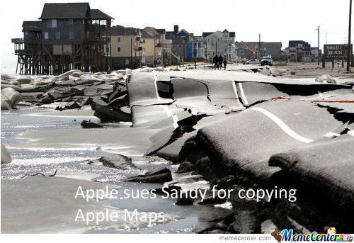 Another Sues From Apple