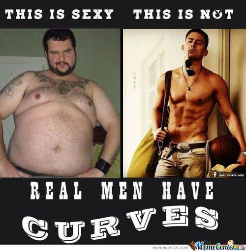 "Answer To The ""real Women Have Curves"""