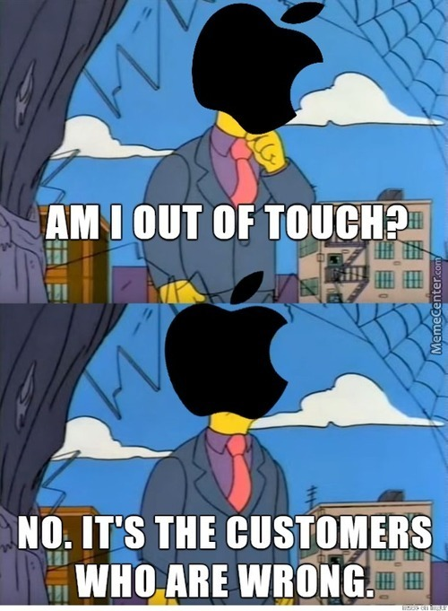 Apple's Reaction After The Reception To Their New Products