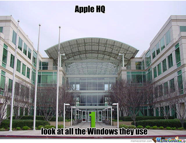 Apple Hq...