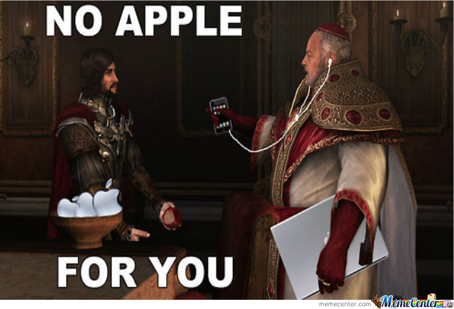Apple Of Ede-Wait What????