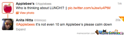Applebee's Hungry