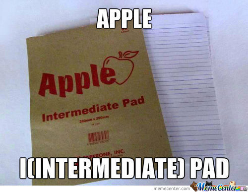 Applpe Ipad For Kids!