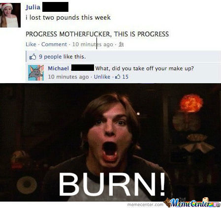 Apply Water To The Area Of Burn