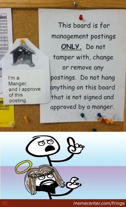 Approved By A Manger