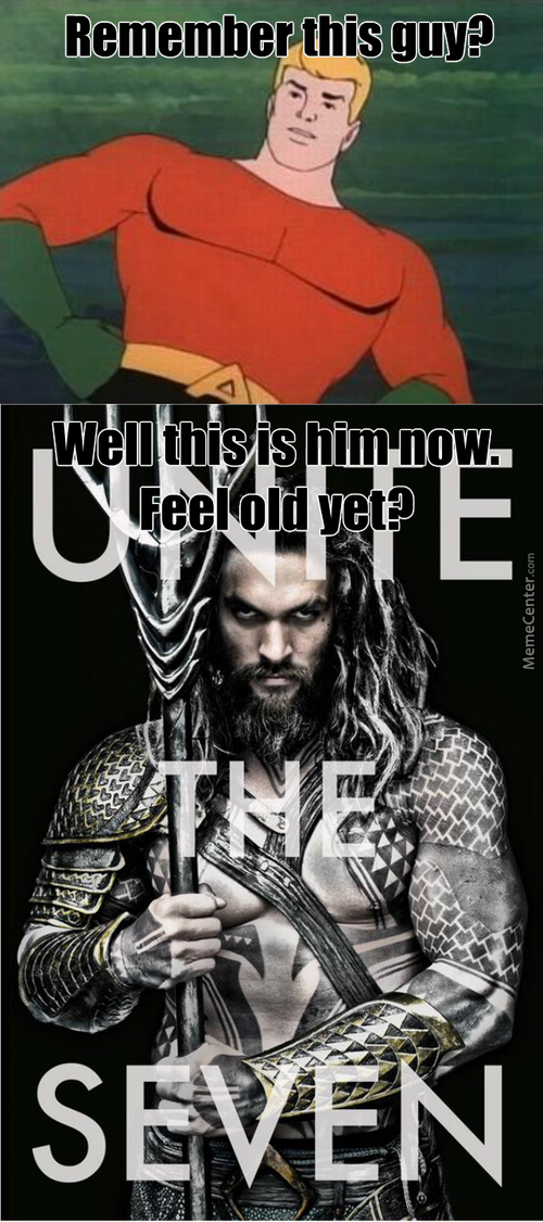 Aquaman Rebooted!