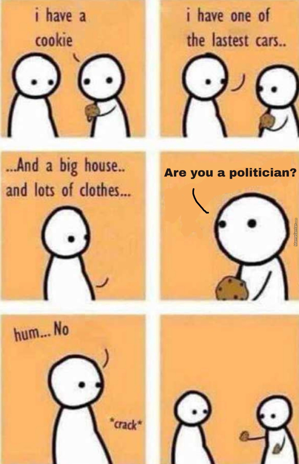 Are You A Politician?