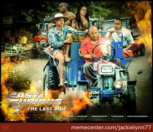 Are You Ready To Watch This New Fast And Furious Movie.?