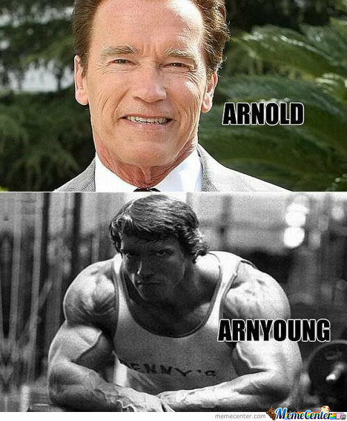 Arnold & Arnyoung