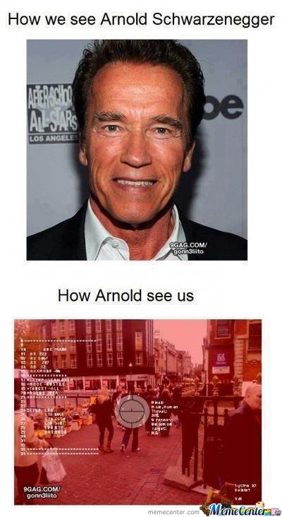 Arnold Can Se You