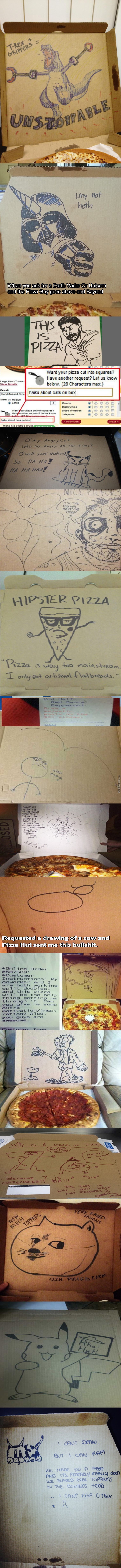 Art Of The Pizza Box 3
