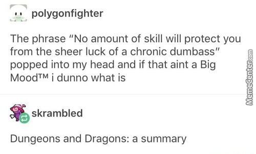 As A Current Dm, I Can Confirm
