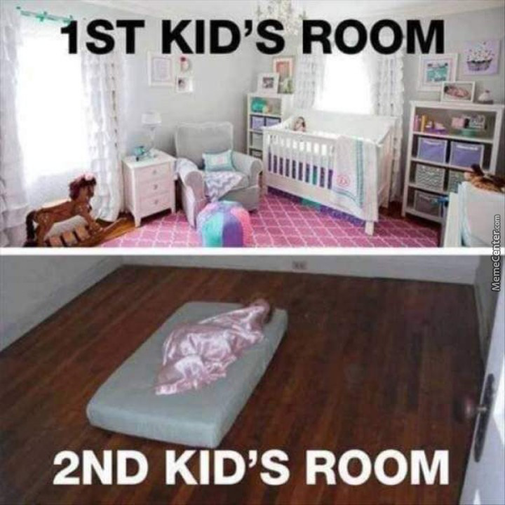 As A Second Child I Can Confirm This