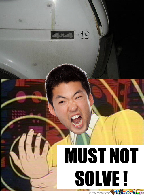 Asian Must Not