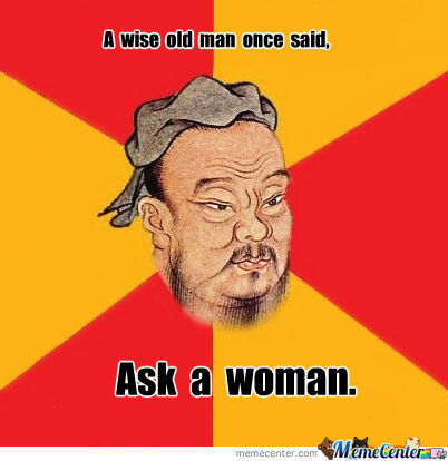 Ask A Woman.