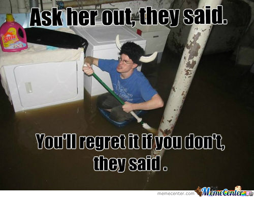 Ask Her Out-