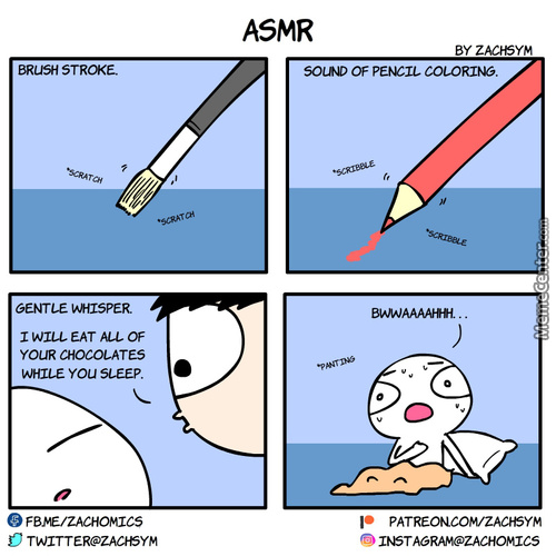 Asmr Is A Thing
