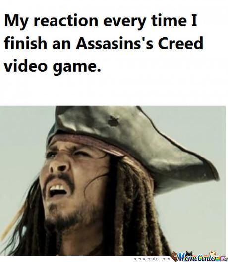 Assasin's Creed Games