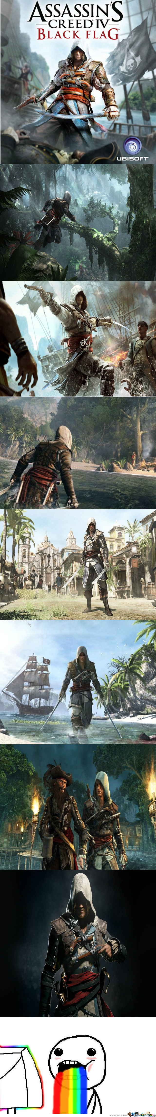 Assassin's Creed Black Flag Goodness