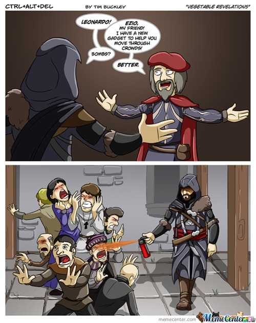 Assassins Creed By Mrderpington Meme Center