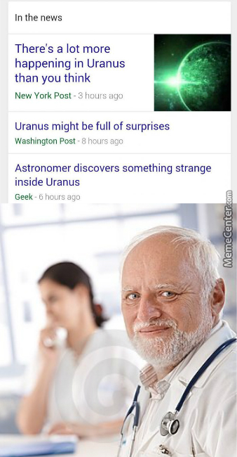 Astronomer Knows About Uranus More Then You Do