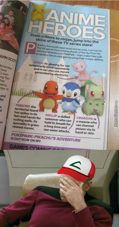 At Least They Got Piplup's Name Right