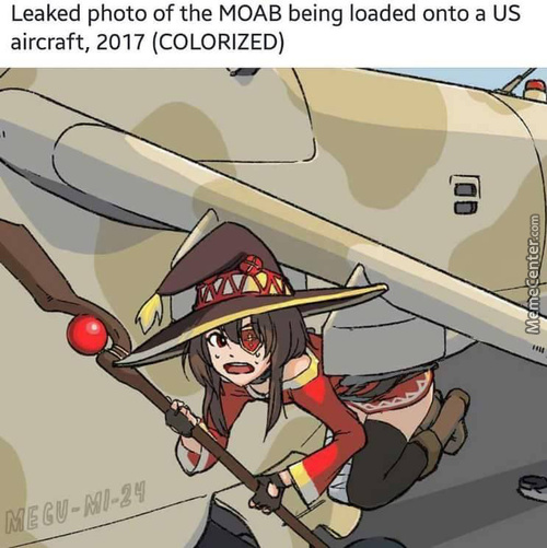 At Least Wwiii Would Make Megumin Happy