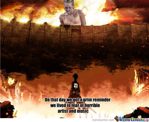 Attack On Horrible Artists