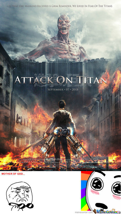 Attack On Titans Live Action
