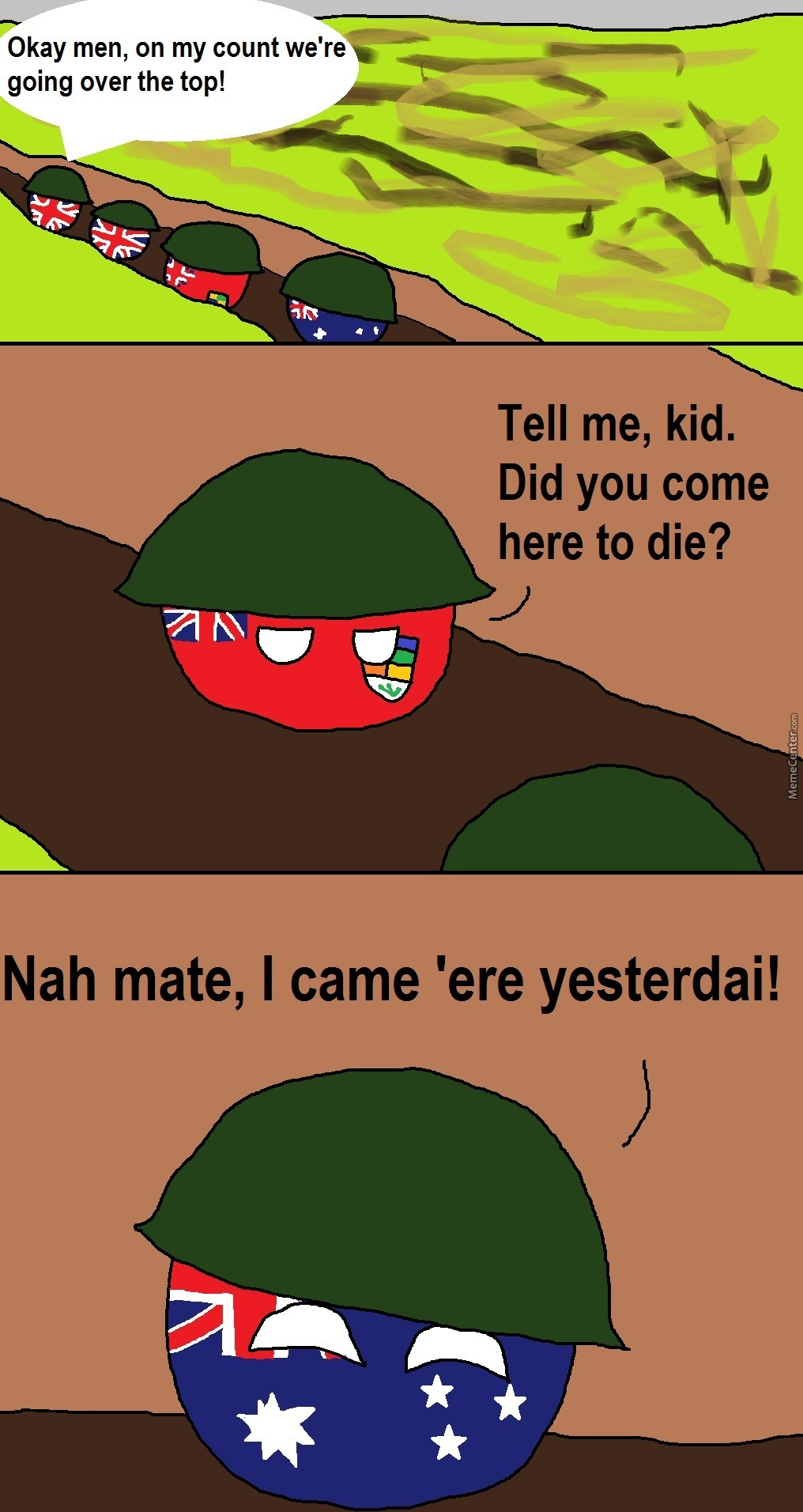 how to say o in an australian accent