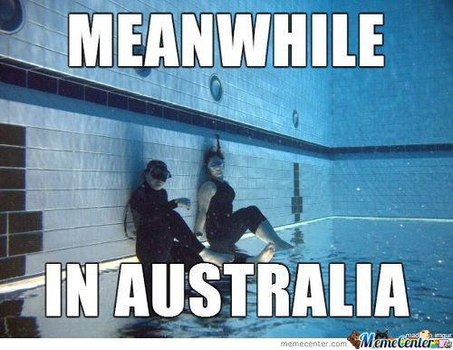 Australian Swimming Pool