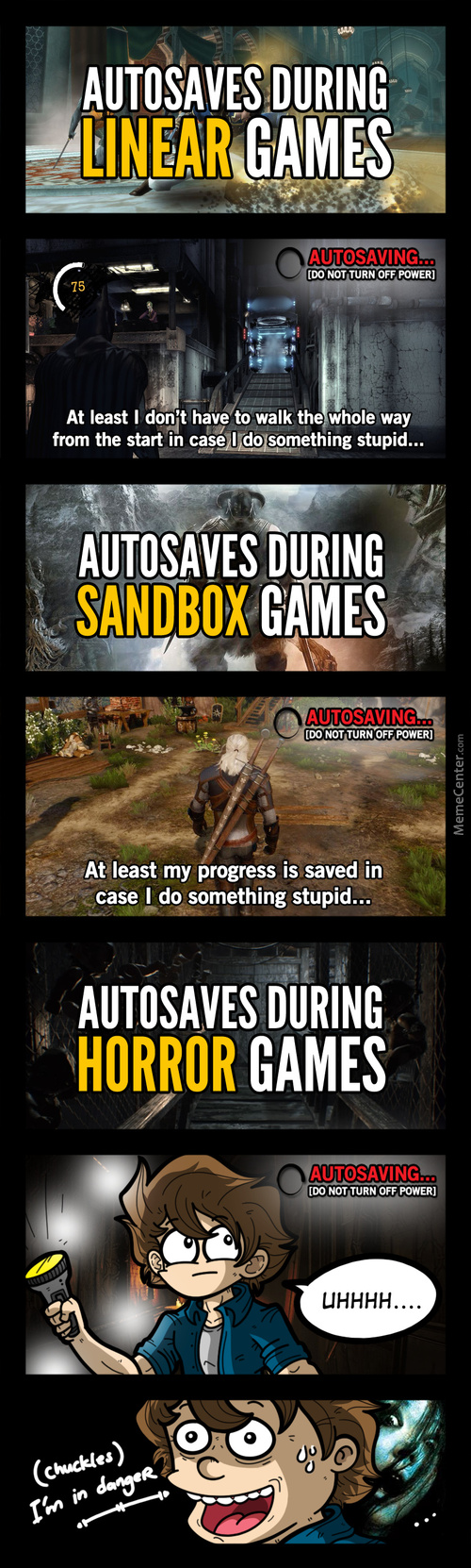 Autosave Slots Save Lives
